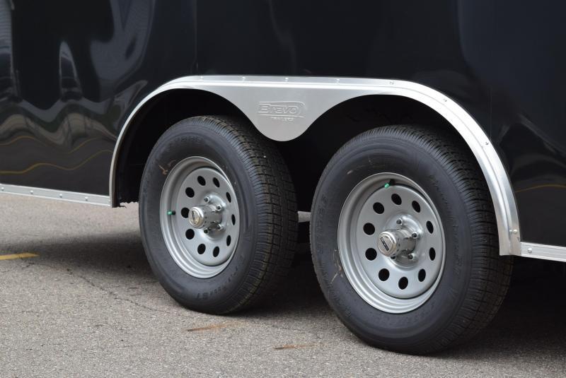 2020 BRAVO SCOUT 8.5x20 ENCLOSED CAR HAULER