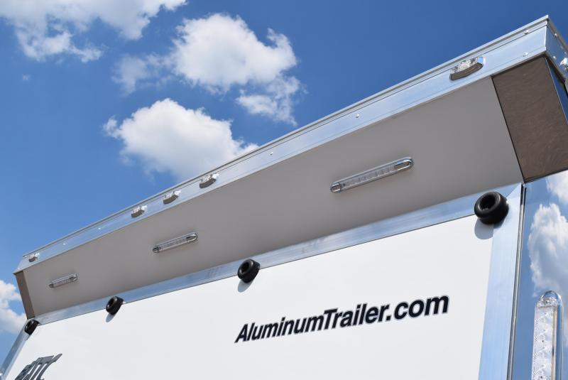 2020 ATC 24' QUEST w/ CH405 ALL ALUMINUM RACE HAULER