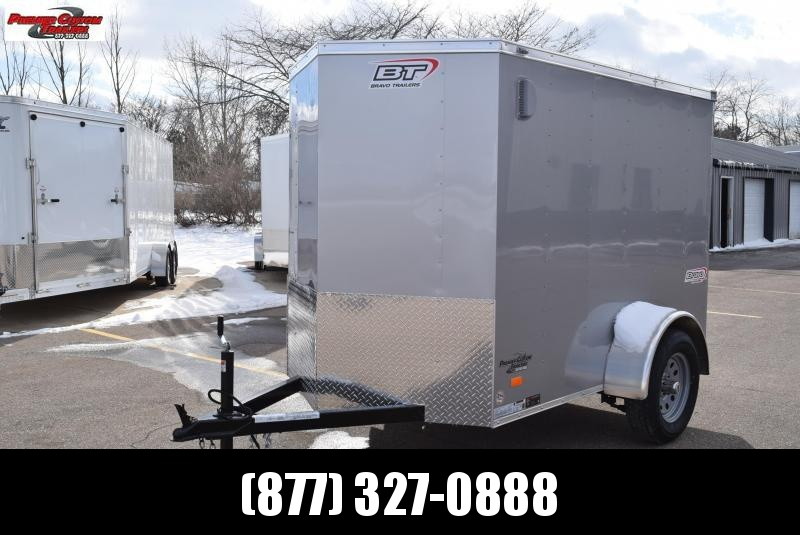 2020 BRAVO 5x8 SCOUT ENCLOSED CARGO TRAILER