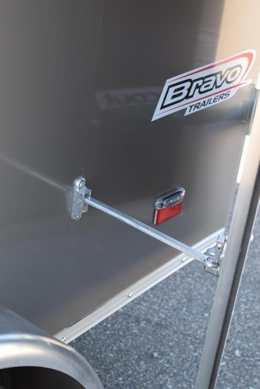 2020 BRAVO 5x10 SCOUT ENCLOSED CARGO TRAILER