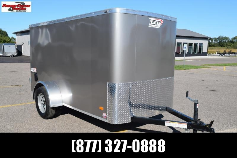 2020 BRAVO 5x10 SCOUT ENCLOSED CARGO TRAILER