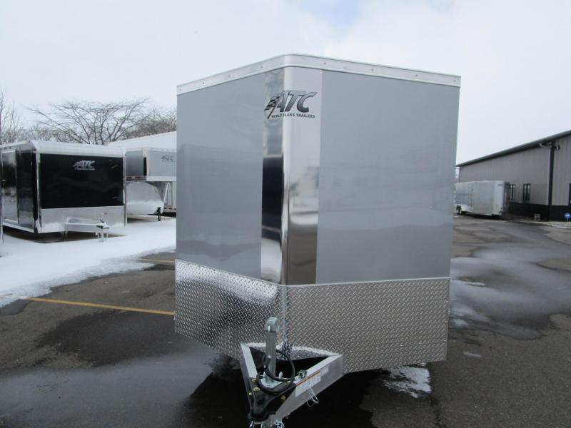 2020 ATC RAVEN 7x14 MOTORCYCLE TRAILER