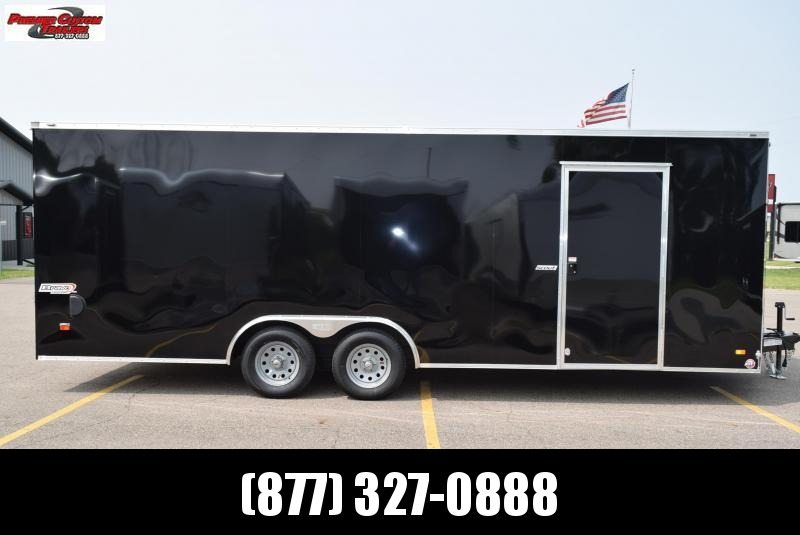 2020 BRAVO SCOUT 8.5x22 ENCLOSED CAR HAULER