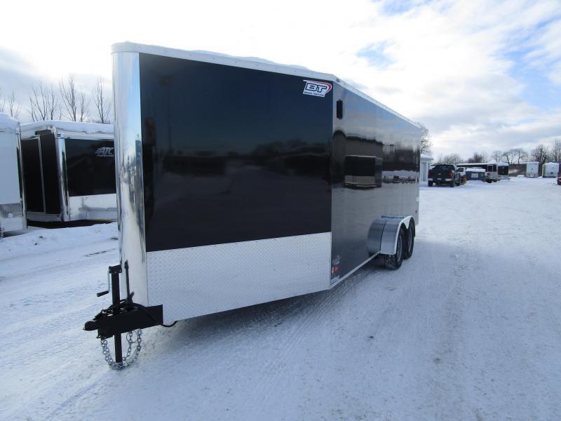 2020 BRAVO SCOUT 23' ENCLOSED SNOWMOBILE/UTV TRAILER