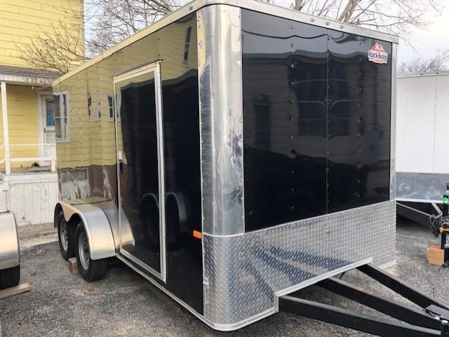 2020 Rock Solid 7x14 Enclosed Cargo Trailer