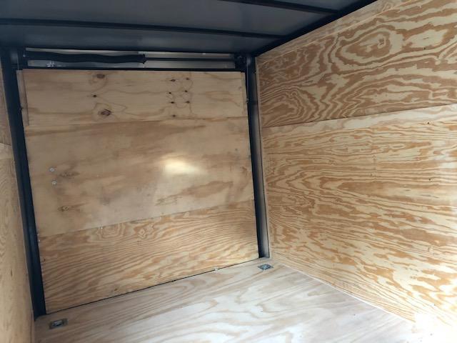 2020 Rock Solid 7x14 Enclosed Cargo Trailer