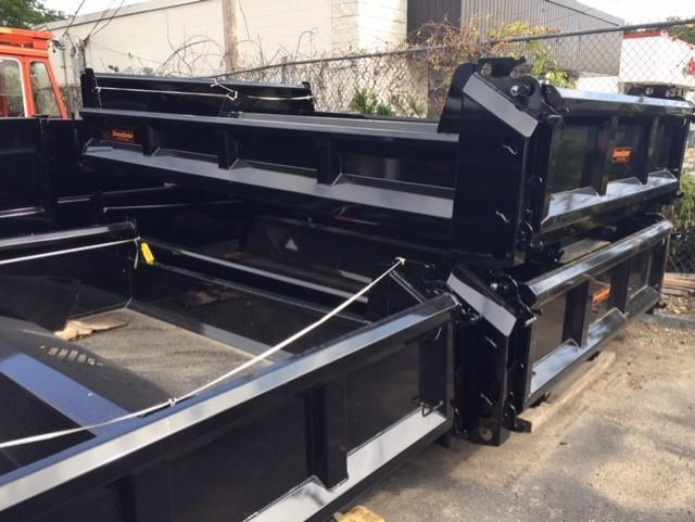 "2019 Downeaster Trailers 11'3""  4-5 yard Dump Truck Bed"