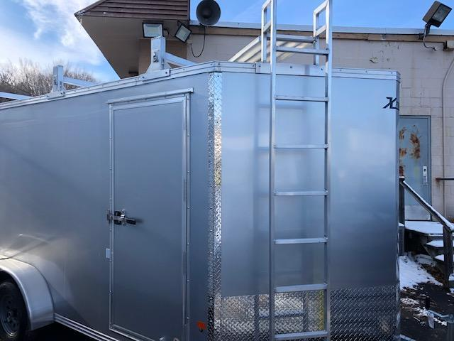 2020 High Country Trailers XPRESS 7x16 Enclosed Cargo Trailer