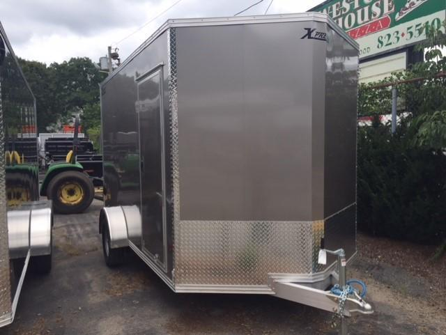 2019 High Country 7x12 Enclosed Cargo Trailer
