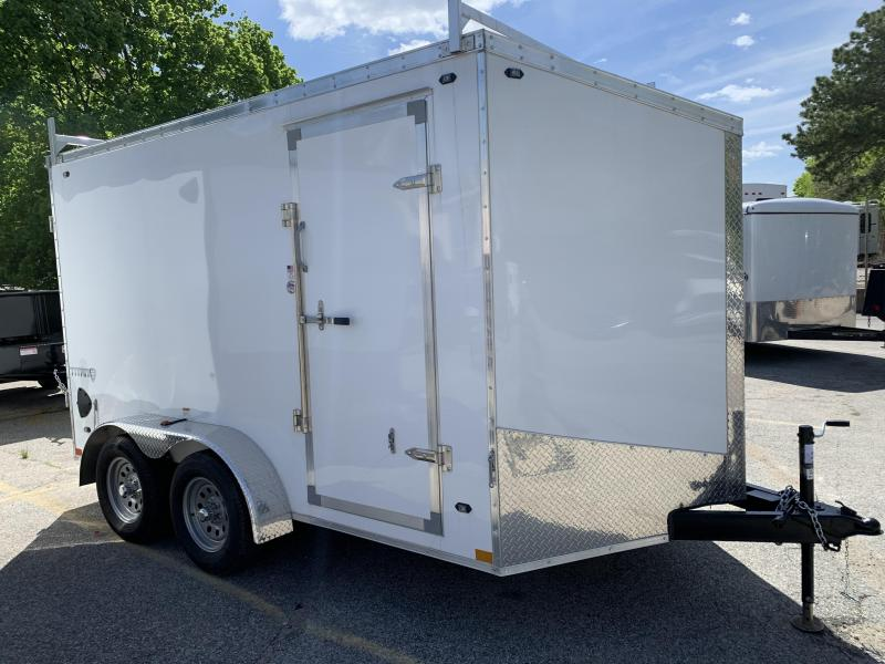 2020 Stealth Trailers Titan 7x12 Contractor Enclosed Enclosed Cargo Trailer