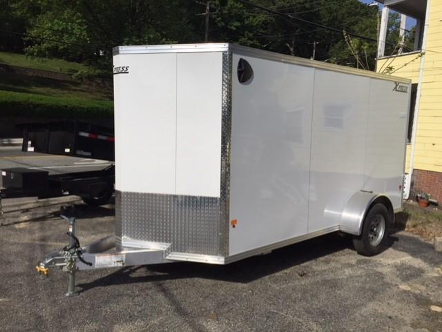 2019 High Country Trailers XPRESS6x12 Enclosed Cargo Trailer