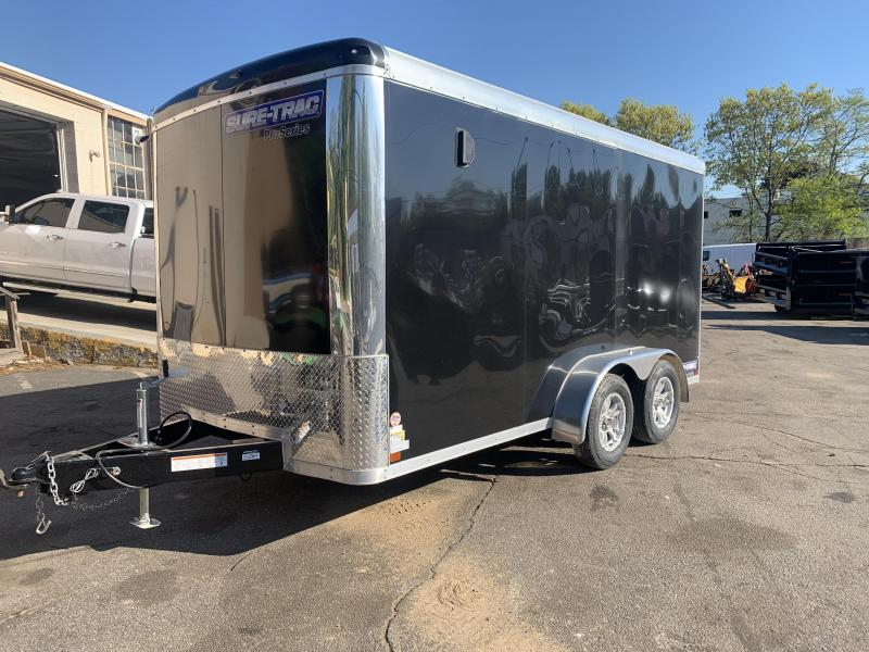 2020 Sure-Trac 7 X 14 PRO SERIES ENCLOSED TRAILER Enclosed Cargo Trailer