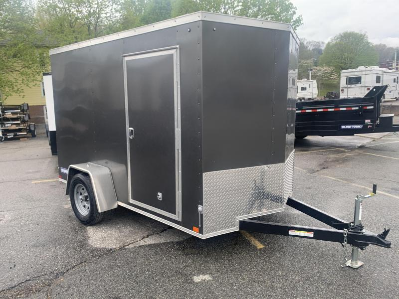 2020 Sure-Trac 6x10 Enclosed Crago Trailer Enclosed Cargo Trailer