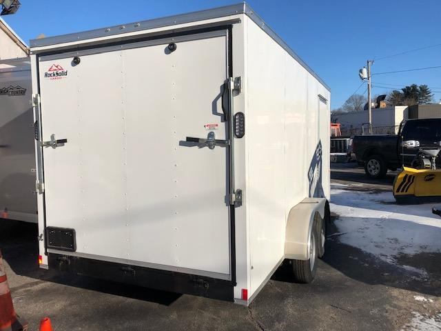 2020 Rock Solid Cargo 7x16 Enclosed Cargo Trailer