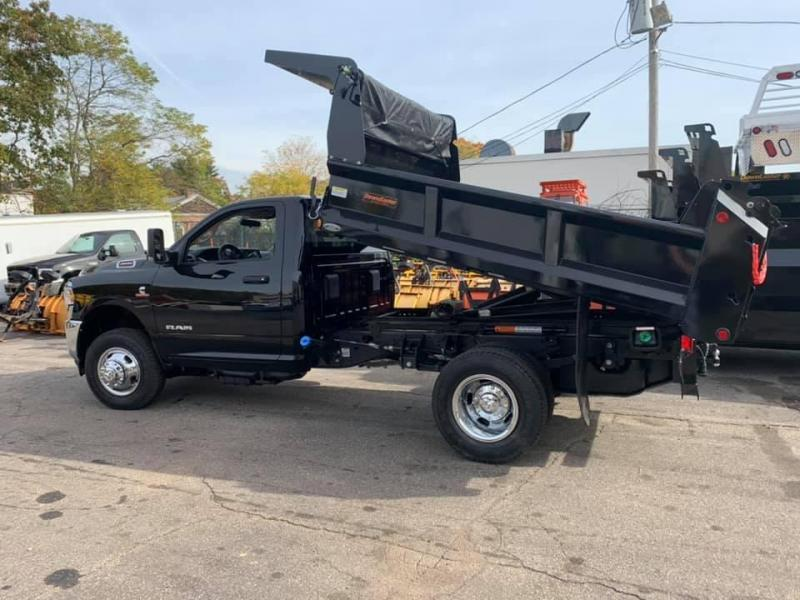 """2020 Downeaster Trailers 9'3"""" 18"""" sides Mason Dump Truck Bed"""