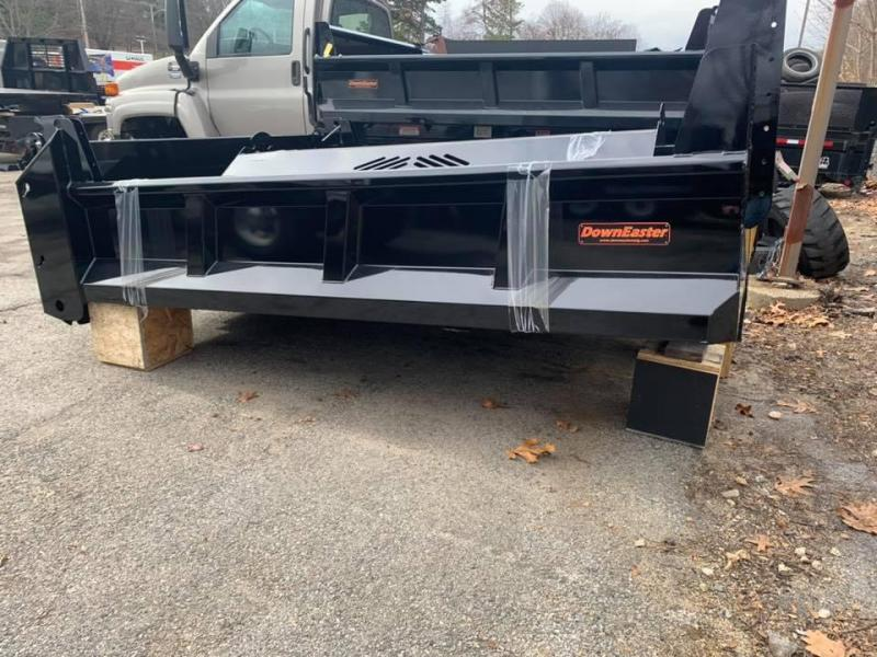 "2019 Downeaster Trailers 10' 18"" side HD Dump Truck Bed"