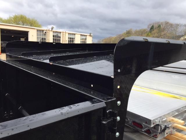 2019 Downeaster High Side Landscape Truck Bed