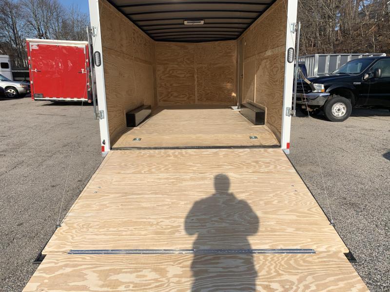 2020 Rock Solid Cargo 8.5x18 Enclosed Cargo Trailer
