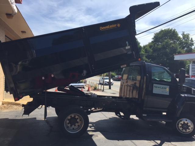 2020 Downeaster 12' Landscape Dump Truck Bed