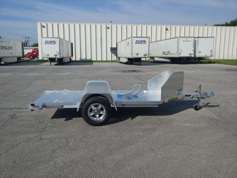 "2020 Aluma 51""x10' Single Bike Hauler"