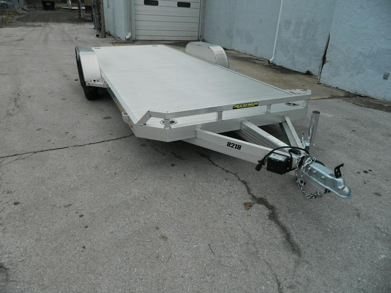 """2019 Aluma 82""""x18' Car Hauler - 7k"""