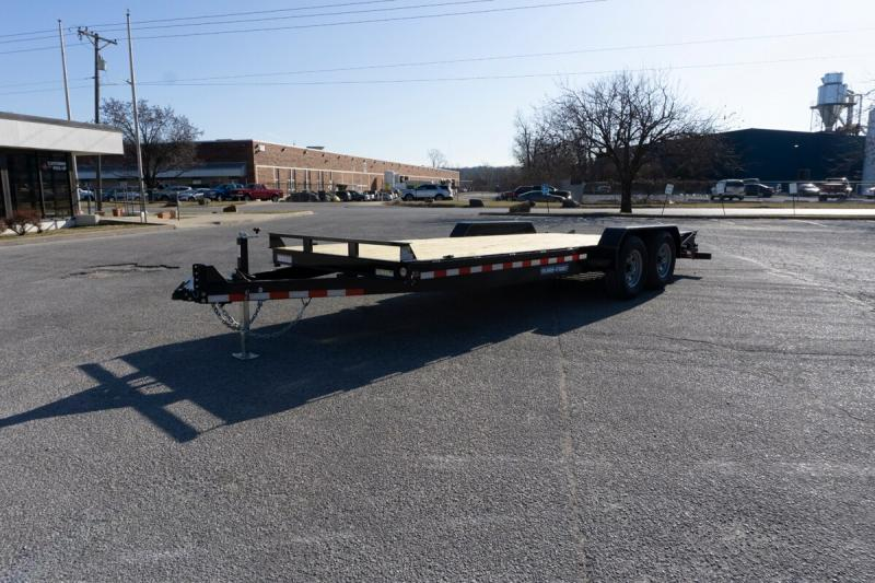"""2020 Sure-Trac 81""""x20' Universal Ramp Implement Trailer - 14k"""