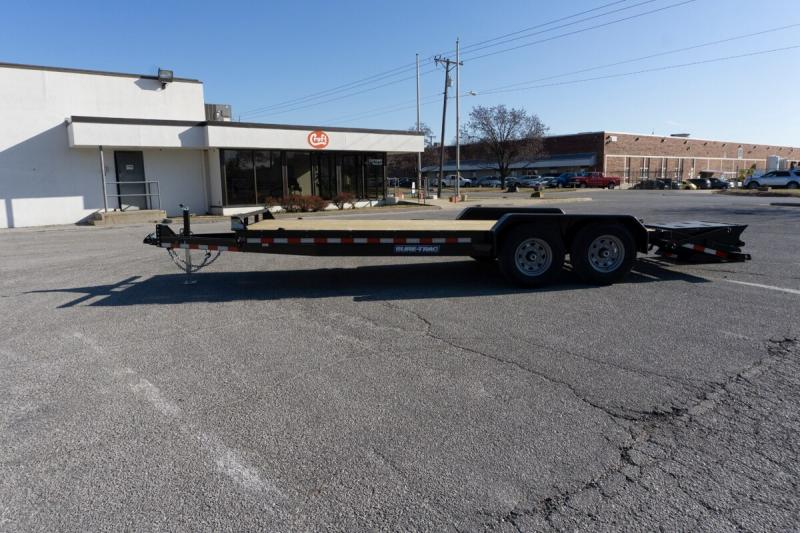 "2020 Sure-Trac 81""x20' Universal Ramp Implement Trailer - 14k"
