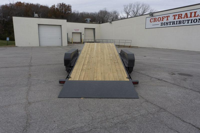 "2020 Sure-Trac 82""x18' Equipment Tilt Trailer - 14k"