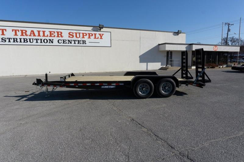 "2020 Sure-Trac 81""x18' Implement Trailer - 14k"