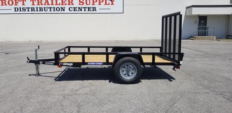 2020 Sure-Trac 5'x10' Angle Iron Utility Trailer