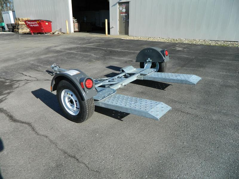 2019 Croft Gavlanized Tow Dolly - No Brakes