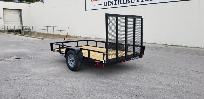 2020 Sure-Trac 6'x10' Angle Iron Utility Trailer