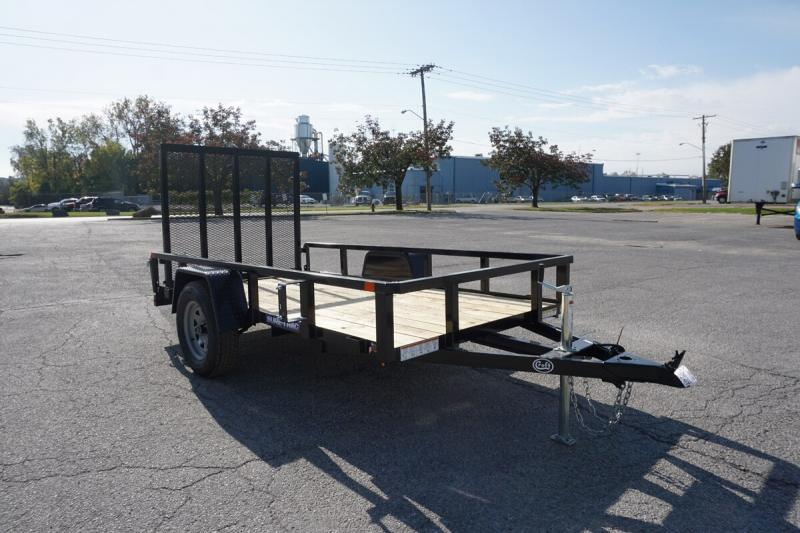2020 Sure-Trac 5'x10' Tube Top Utility Trailer