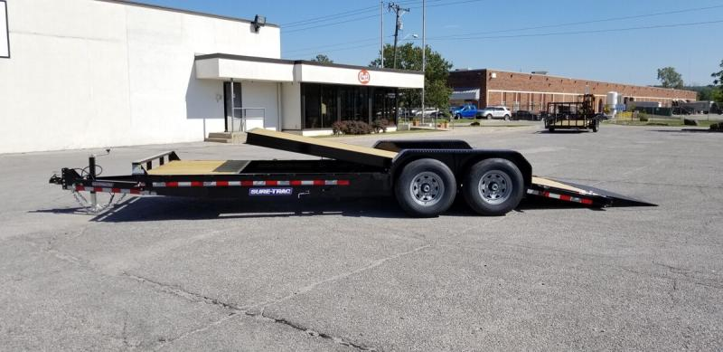 "2020 Sure-Trac 82""x22' Equipment Tilt Trailer - 14k"