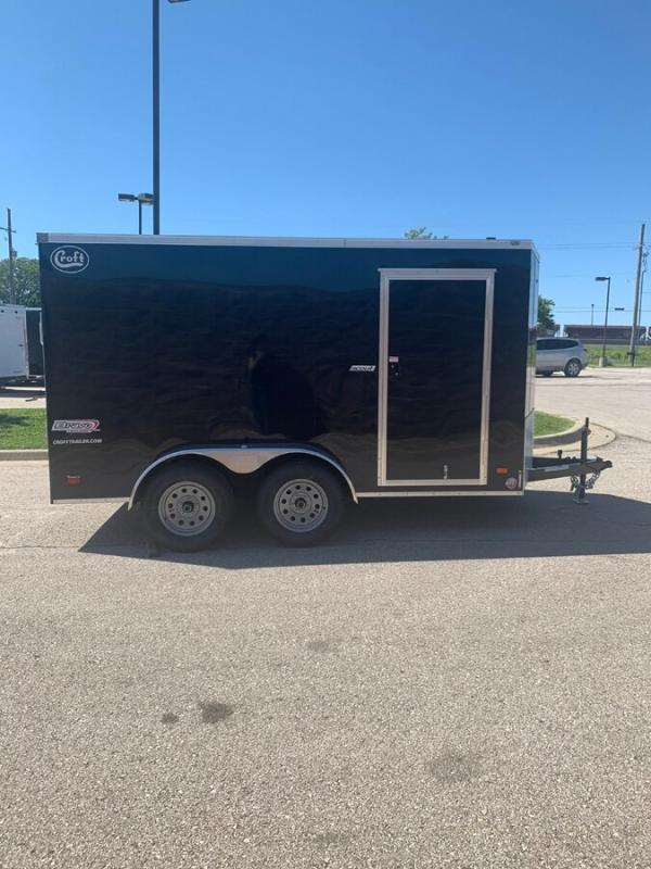 2020 Bravo 6'x12' GT Enclosed w/ Ramp Door
