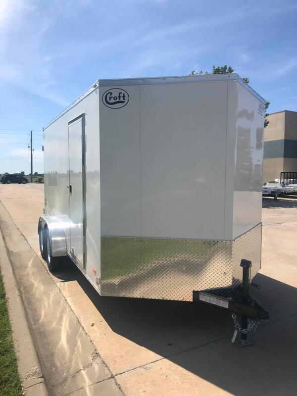 2020 Bravo 7'x14' GT Enclosed w/ Rear Barn Doors