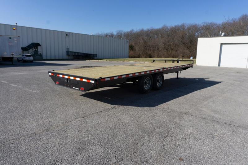 2020 8.5' x 22' Deckover Equipment Trailer - 15k!