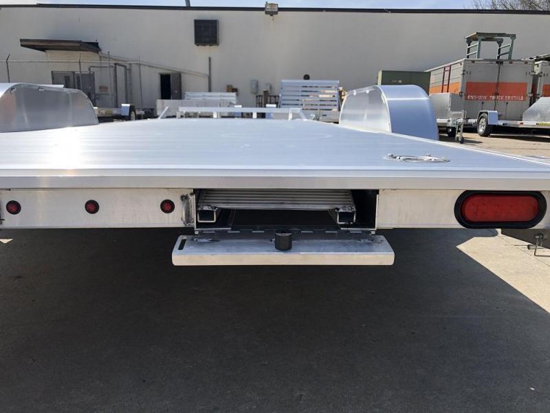 """Aluma 82""""x18' Car Hauler - 7k"""