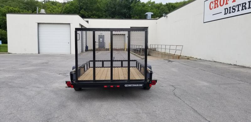 2019 Sure-Trac 6'x10' Angle Iron Utility Trailer
