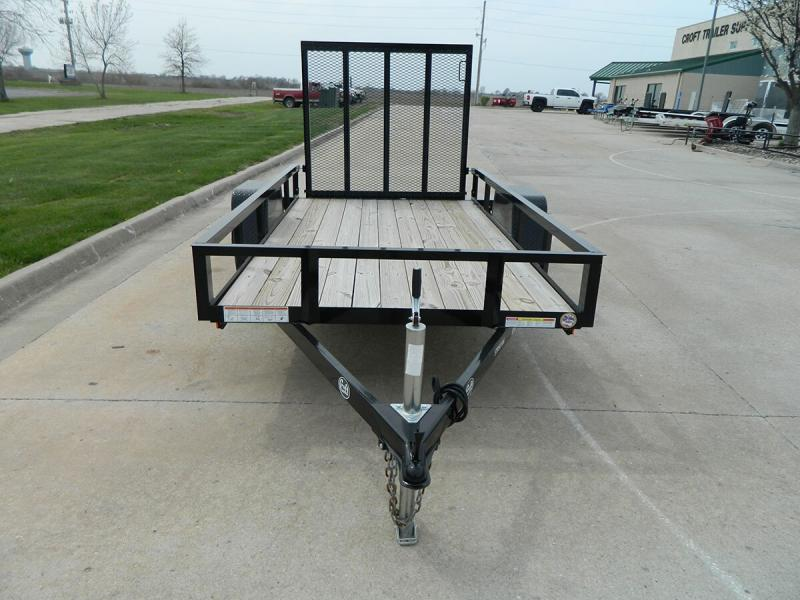 2020 Sure-Trac 5'x10' Angle Iron Utility Trailer