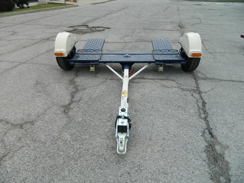 "2020 Master Tow 80"" Car Dolly - Hyd. Surge Brakes"