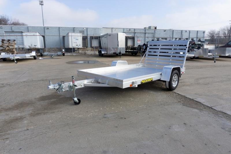 "2020 Aluma 68""x10' Aluminum Utility Trailer"