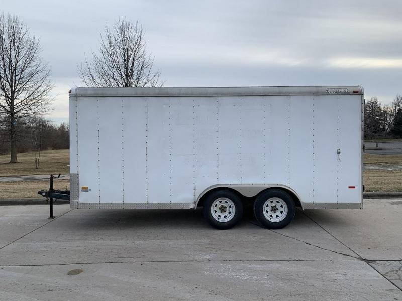 USED 7'x16' Doolittle Enclosed