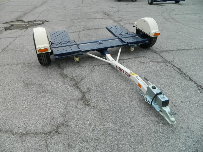 "Master Tow 80"" Car Dolly - Hyd. Surge Brakes"