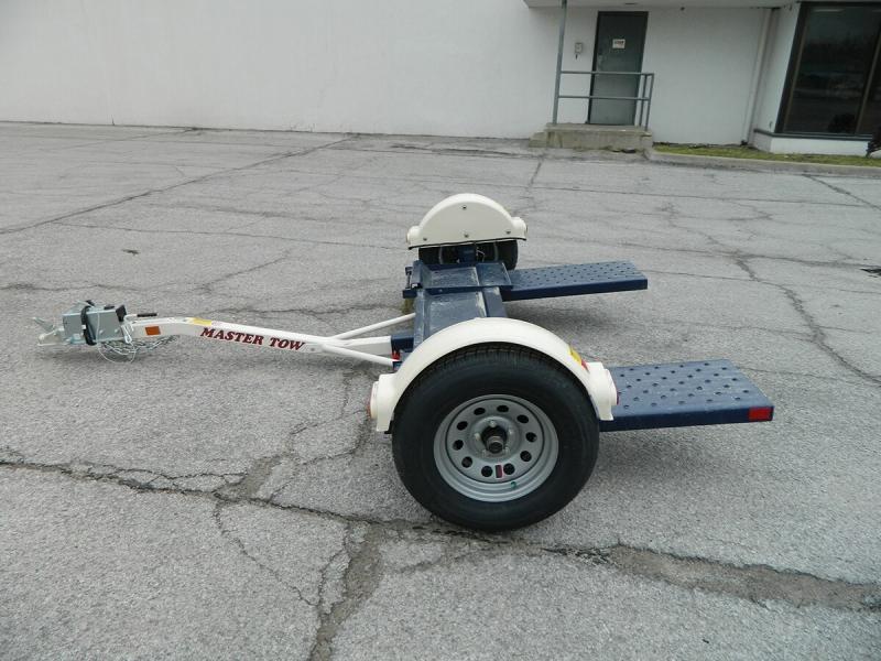 "Master Tow 80"" Car Dolly - Hyd. Surge Brakes"