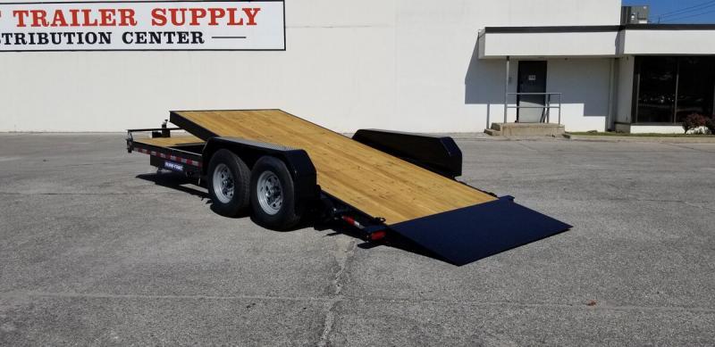 "2020 Sure-Trac 82""x20' Equipment Tilt Trailer - 14k"