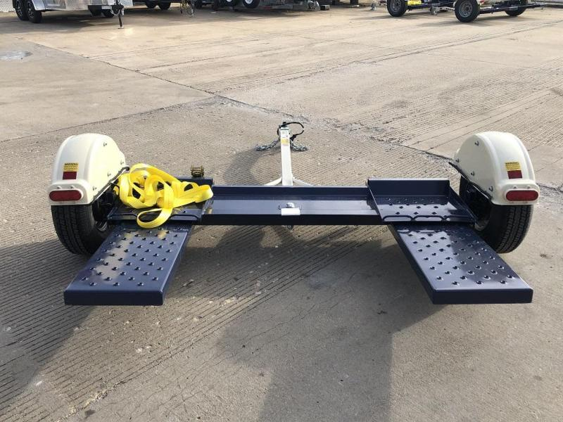 """2019 Master Tow 80"""" Car Dolly - Electric Brakes"""