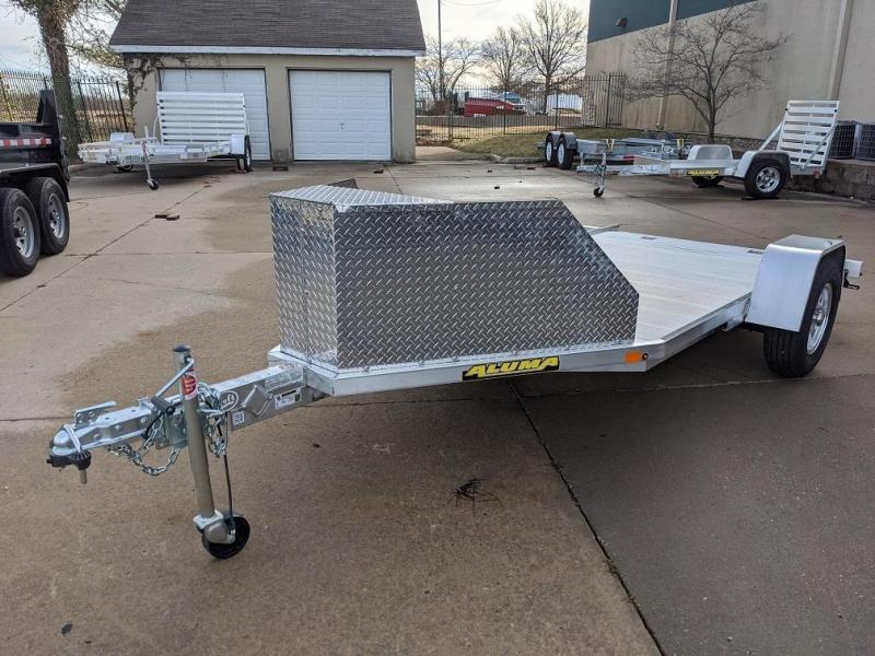 """2020 Aluma 63""""x11' Trike Hauler"""