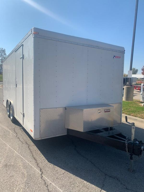 USED 2004 PACE ENCLOSED CARGO TRAILER