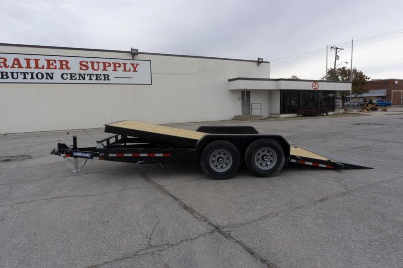 "2020 Sure-Trac 82""x18' Equipment Tilt Trailer - 14k"